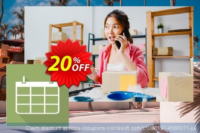 Virto Calendar Pro for SP2013 discount 10% OFF, 2019 Back to School coupons promotions