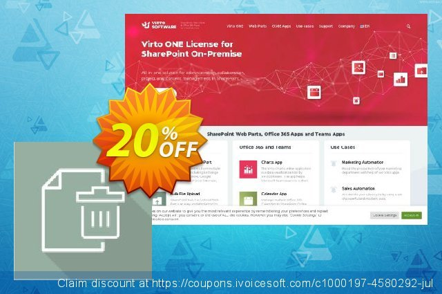 Virto Bulk File Delete for SP2013 discount 10% OFF, 2020 Thanksgiving Day offering sales