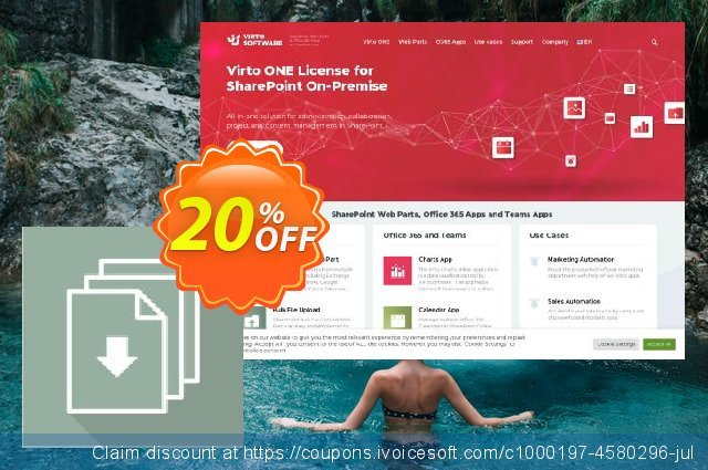 Virto Bulk File Download for SP2013 discount 10% OFF, 2019 Back to School promo offering sales