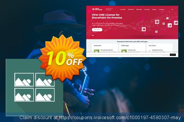 Dev. Virto Thumbnail View for SP2013 discount 10% OFF, 2020 Exclusive Teacher discount promo sales
