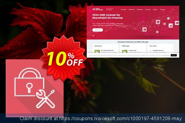 Dev. Virto Password Reset Web Part for SP2013 discount 10% OFF, 2020 Student deals offering sales