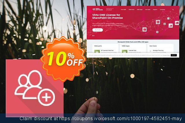 Dev. Virto Create & Clone AD User for SP2013 discount 10% OFF, 2019 Halloween offering sales