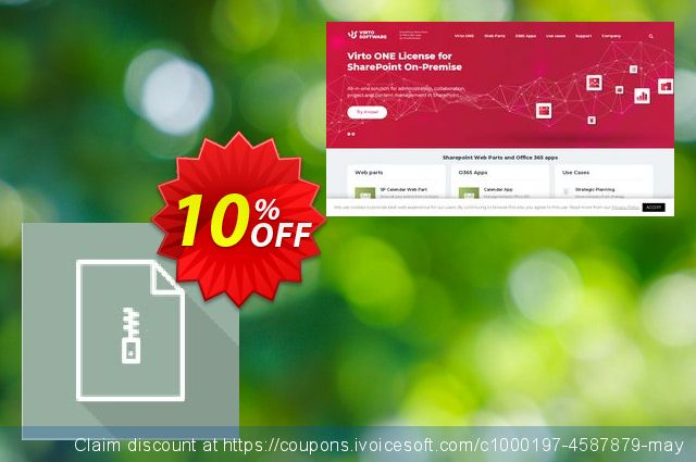 Dev. Virto Bulk File Unzip Utility for SP2013 discount 10% OFF, 2019 Back-to-School promotions discounts