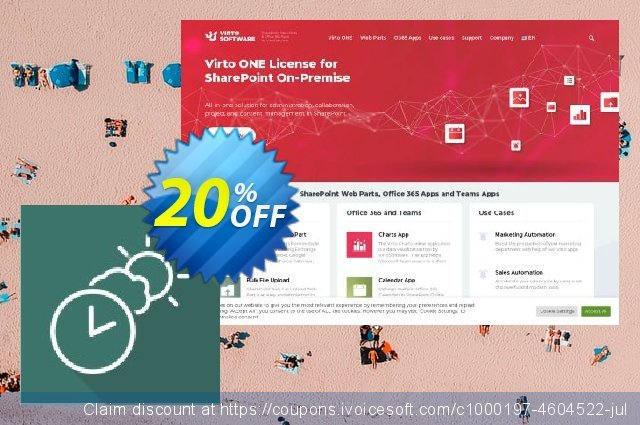 Dev. Virto Clock & Weather Web Part for SP2013 discount 20% OFF, 2021 Immigrants Day discounts. Dev. Virto Clock & Weather Web Part for SP2013 big offer code 2021