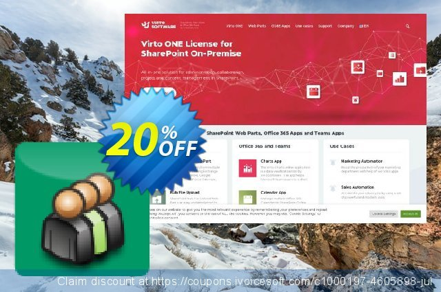 Migration of Virto Active Directory from SharePoint 2010 to SharePoint 2013 discount 10% OFF, 2020 Back-to-School promotions offering discount