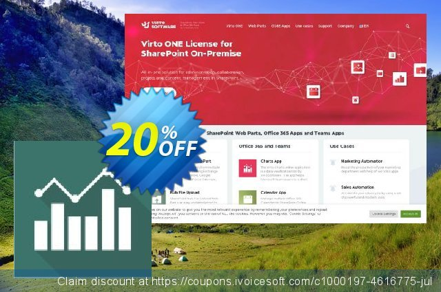Dev. Virto Jquery Charts for SP2013 discount 20% OFF, 2021 Handwashing Day offering sales. Dev. Virto Jquery Charts for SP2013 wondrous discounts code 2021