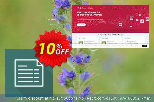Dev. Virto List Form Extender for SP2013 discount 10% OFF, 2019 Fourth of July offering sales