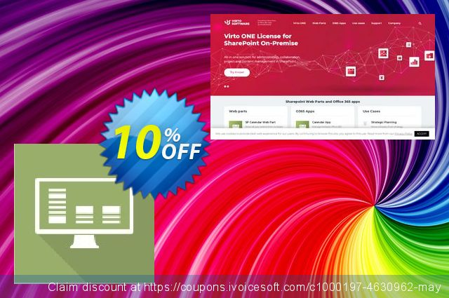 Dev. Virto Pivot View Pro for SP2013 discount 10% OFF, 2019 4th of July offering deals