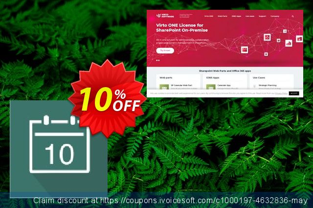 Dev. Virto Event Viewer for SP2010 discount 10% OFF, 2020 Halloween offer
