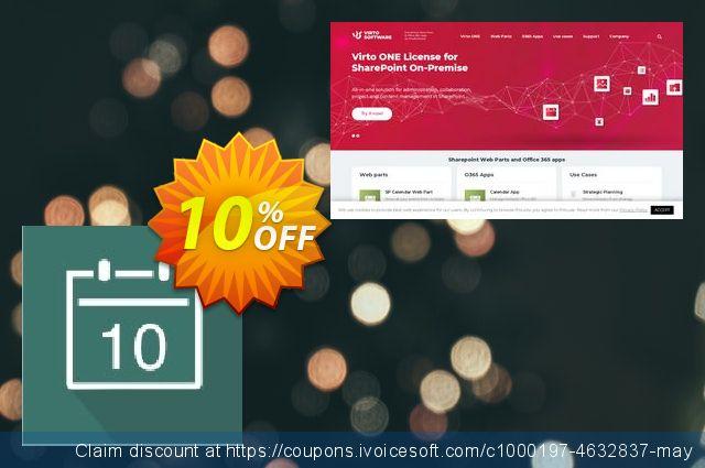 Dev. Virto Event Viewer for SP2013 气势磅礴的 扣头 软件截图