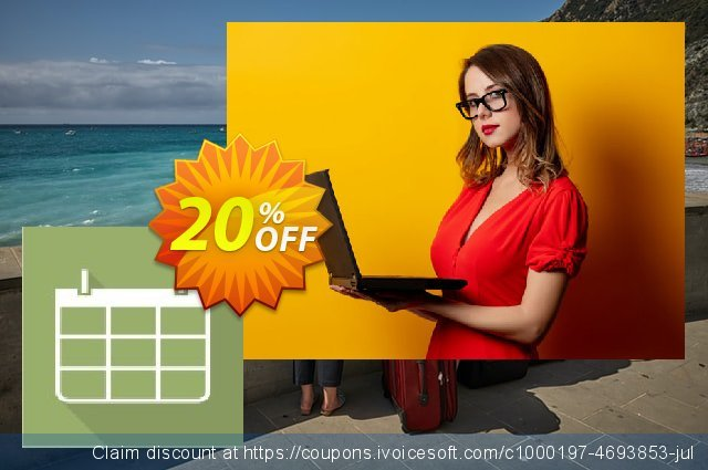 Virto Calendar for SP2016 discount 10% OFF, 2020 Thanksgiving offering sales