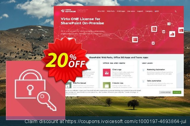 Dev. Virto Password Change Web Part for SP2016 discount 20% OFF, 2021 Immigrants Day offer. Dev. Virto Password Change Web Part for SP2016 stirring discount code 2021
