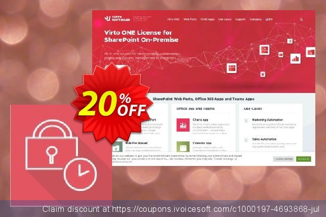 Dev. Virto Password Expiration Web Part for SP2016 discount 20% OFF, 2021 All Hallows' Eve offering deals. Dev. Virto Password Expiration Web Part for SP2016 dreaded sales code 2021