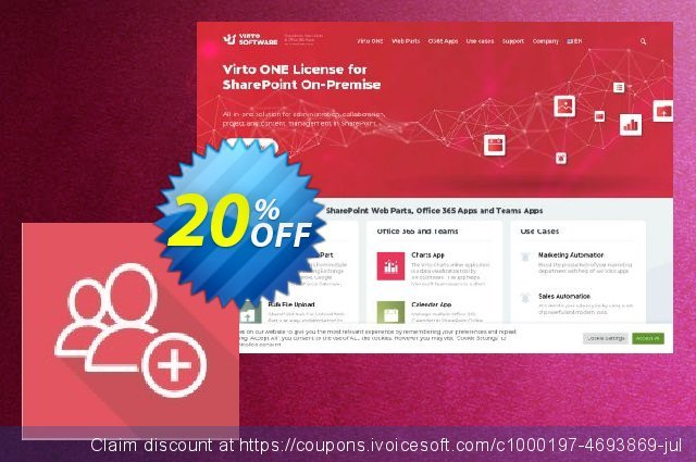 Virto Create & Clone AD User for SP2016 discount 10% OFF, 2019 Halloween promo sales