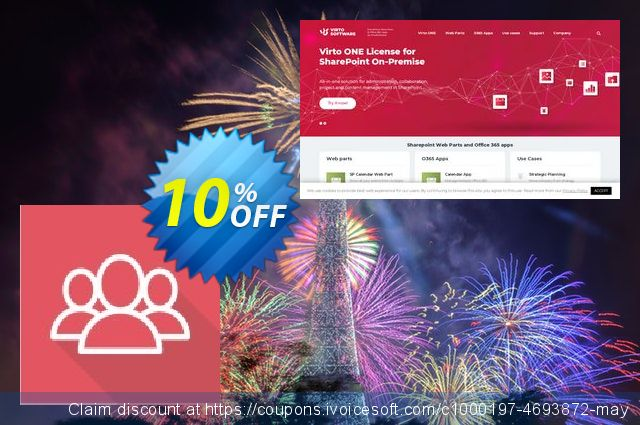 Dev. Virto Active Directory User Service for SP2016 discount 10% OFF, 2019 Halloween offering sales