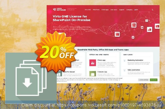 Virto Bulk File Download for SP2016 discount 10% OFF, 2020 January offering sales