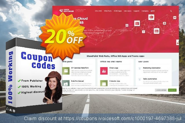 VirtoSoftware Premium Remote Support Assistance (10 hours pack) discount 10% OFF, 2020 Summer promo