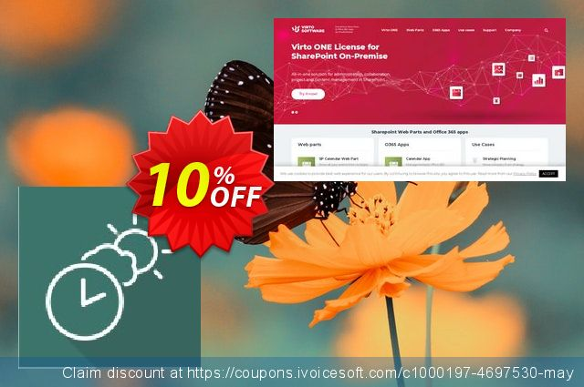 Dev. Virto Clock & Weather Web Part for SP2016 discount 10% OFF, 2020 University Student offer sales