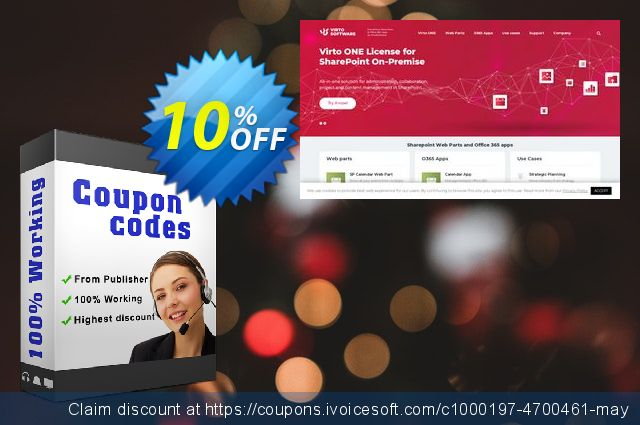 Dev. Virto Forms Designer for SP2016 discount 10% OFF, 2020 Halloween offering deals