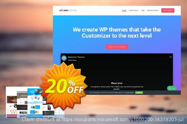 Highlight PRO - Premium License discount 20% OFF, 2020 Halloween offering sales