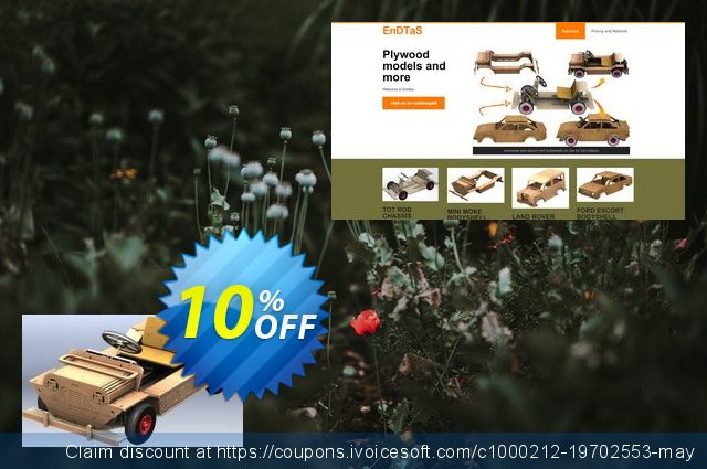Chassis + Mini Moke Body discount 10% OFF, 2019 Thanksgiving offering sales