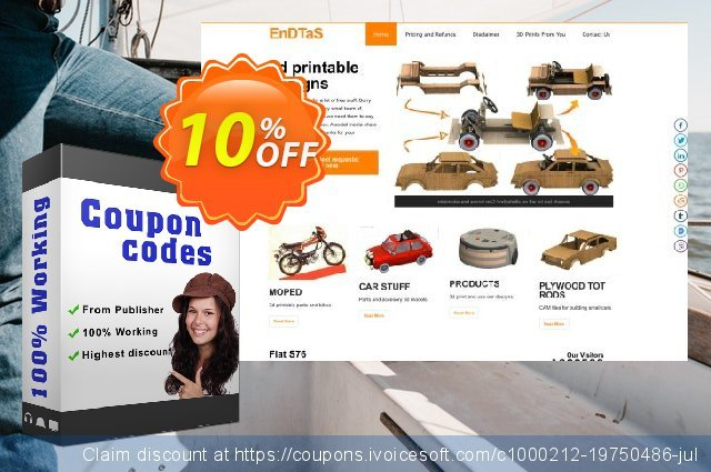 Tot Rod Chassis + Citroen 2CV Bodyshell discount 10% OFF, 2020 Back to School promo discount