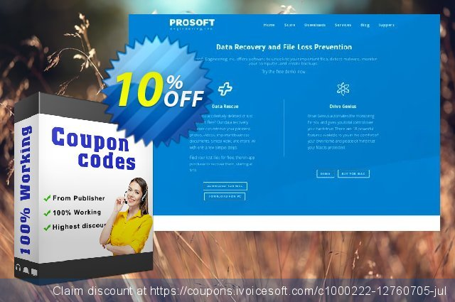Data Rescue 5 Professional (Annual Subscription) discount 10% OFF, 2019 Christmas & New Year deals