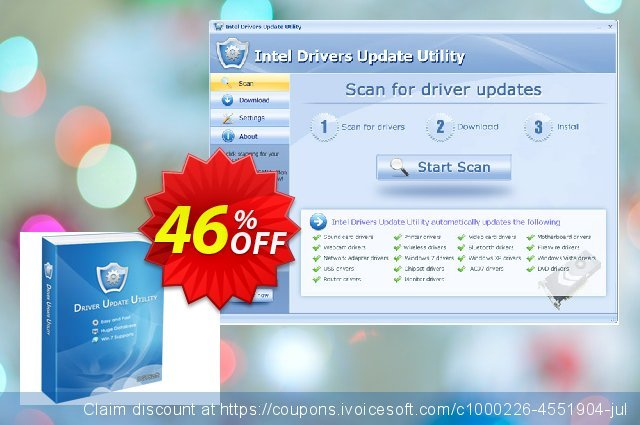CANON Drivers Update Utility (Special Discount Price)  경이로운   제공  스크린 샷