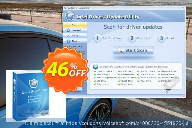 eMachines Drivers Update Utility (Special Discount Price)令人吃惊的折扣 软件截图