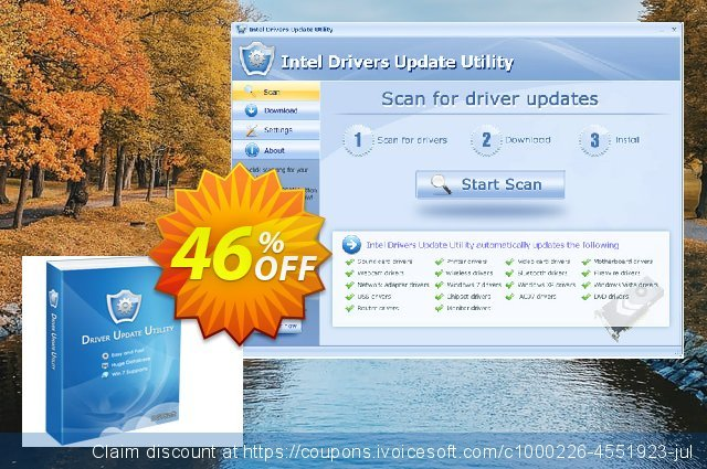 OKI Drivers Update Utility (Special Discount Price)了不起的产品交易 软件截图