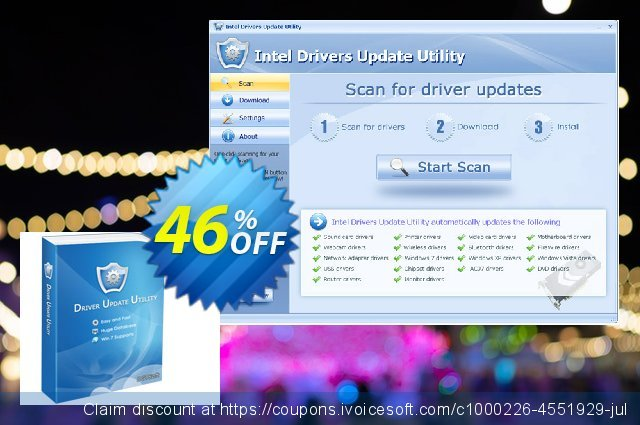 Acer Drivers Update Utility + Lifetime License & Fast Download Service (Special Discount Price) discount 46% OFF, 2020 Back to School promo offering sales