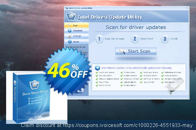 BenQ Drivers Update Utility + Lifetime License & Fast Download Service (Special Discount Price) 最佳的 促销销售 软件截图