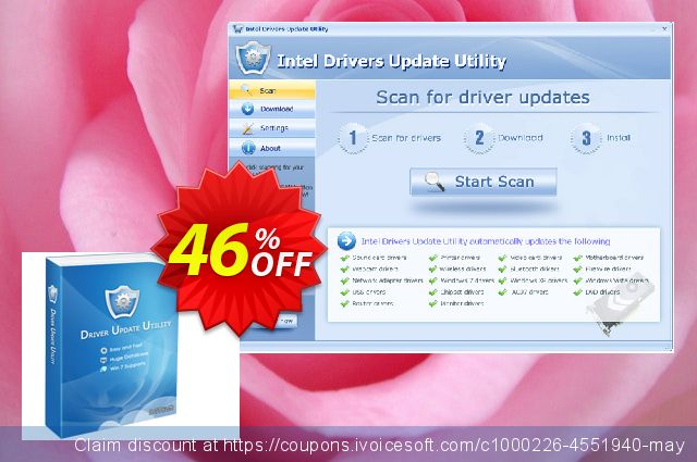 EPSON Drivers Update Utility + Lifetime License & Fast Download Service (Special Discount Price) 令人恐惧的 销售 软件截图