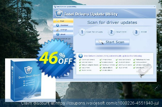 EPSON Drivers Update Utility + Lifetime License & Fast Download Service (Special Discount Price) 驚きっ放し プロモーション スクリーンショット