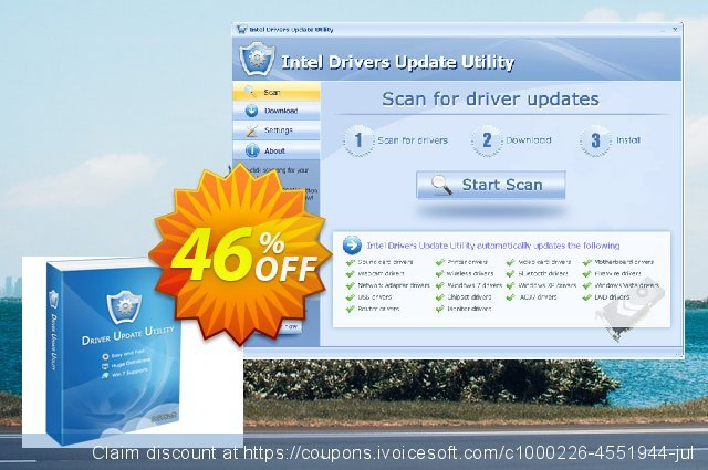HP Drivers Update Utility + Lifetime License & Fast Download Service (Special Discount Price) 素晴らしい  アドバタイズメント スクリーンショット