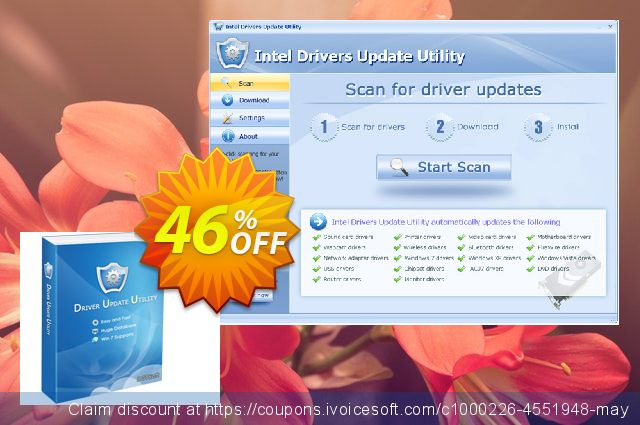 Lexmark Drivers Update Utility + Lifetime License & Fast Download Service (Special Discount Price) 令人惊讶的 折扣 软件截图