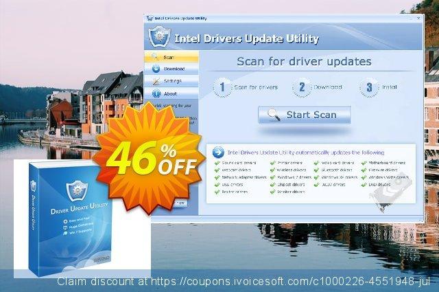 Lexmark Drivers Update Utility + Lifetime License & Fast Download Service (Special Discount Price) 驚くこと 増進 スクリーンショット
