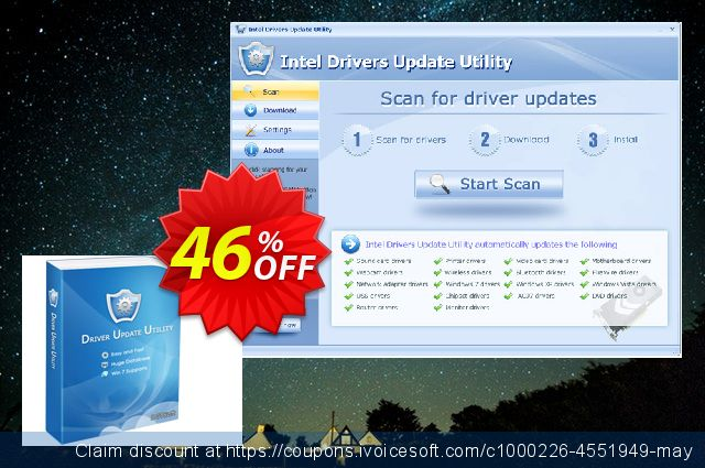 Linksys Drivers Update Utility + Lifetime License & Fast Download Service (Special Discount Price) 优秀的 产品折扣 软件截图