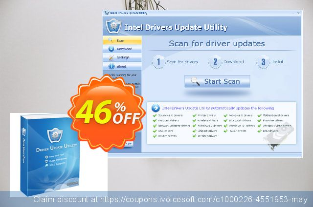 OKI Drivers Update Utility + Lifetime License & Fast Download Service (Special Discount Price)神奇的产品销售 软件截图