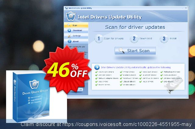 Realtek Drivers Update Utility + Lifetime License & Fast Download Service (Special Discount Price)令人敬畏的产品销售 软件截图