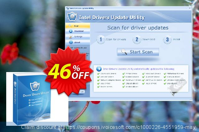Toshiba Drivers Update Utility + Lifetime License & Fast Download Service (Special Discount Price)  특별한   세일  스크린 샷