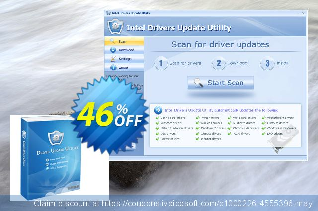 Toshiba Drivers Update Utility + Lifetime License & Fast Download Service + Toshiba Access Point (Bundle - $70 OFF)  서늘해요   프로모션  스크린 샷