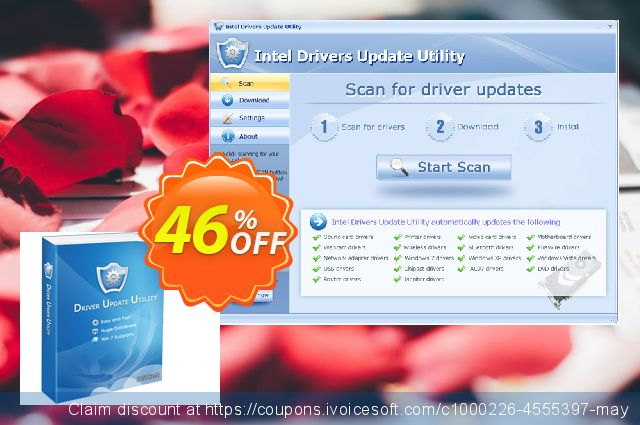 FUJITSU Drivers Update Utility + Lifetime License & Fast Download Service + FUJITSU Access Point (Bundle - $70 OFF) discount 46% OFF, 2020 Rose Day offering sales