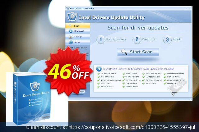 FUJITSU Drivers Update Utility + Lifetime License & Fast Download Service + FUJITSU Access Point (Bundle - $70 OFF) 令人惊讶的 折扣 软件截图