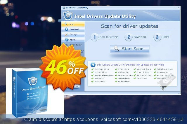 Drivers Update Utility Series (Private Discount Price)  경이로운   촉진  스크린 샷