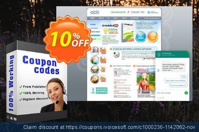 ABK-Design: Main page unique design + HTML discount 10% OFF, 2020 Back to School deals discounts