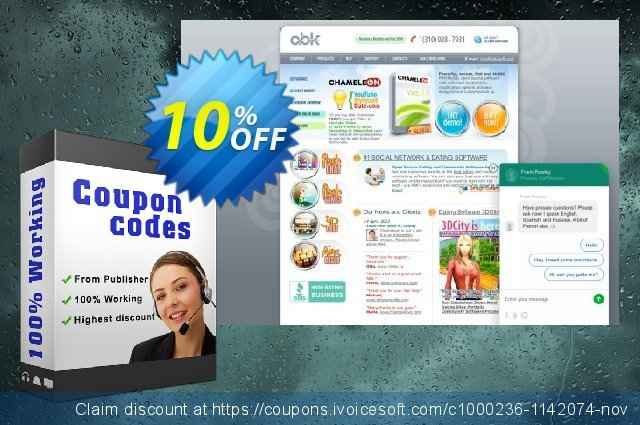 ABK-Design: Main and up to 3 secondary pages unique design + HTML discount 10% OFF, 2020 Teacher deals offering sales