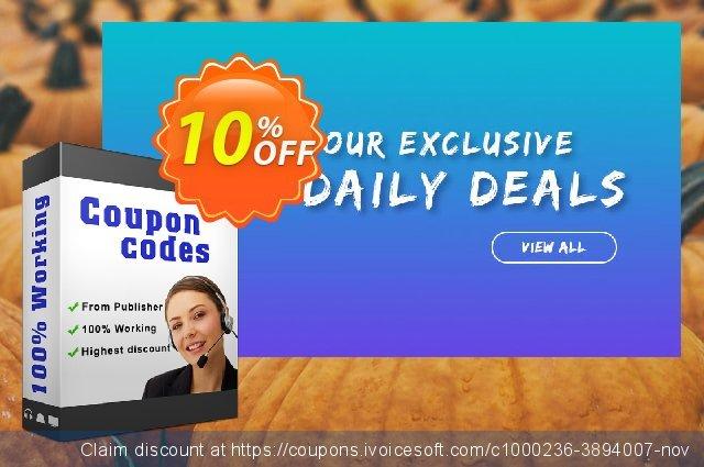 Chameleon Software (Single Domain License + Unique Design) discount 10% OFF, 2020 Back-to-School promotions deals