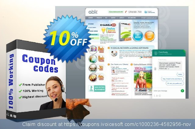 AbleSpace Multi Domain License discount 10% OFF, 2019 Thanksgiving Day offering sales