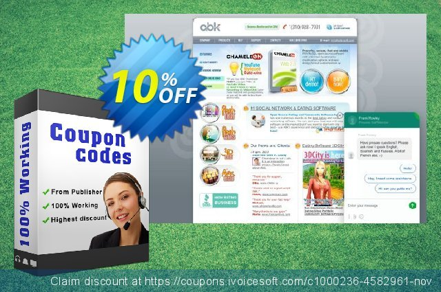 BusinessSpace Multi Domain License with Unique Design discount 10% OFF, 2020 Exclusive Student discount offering sales
